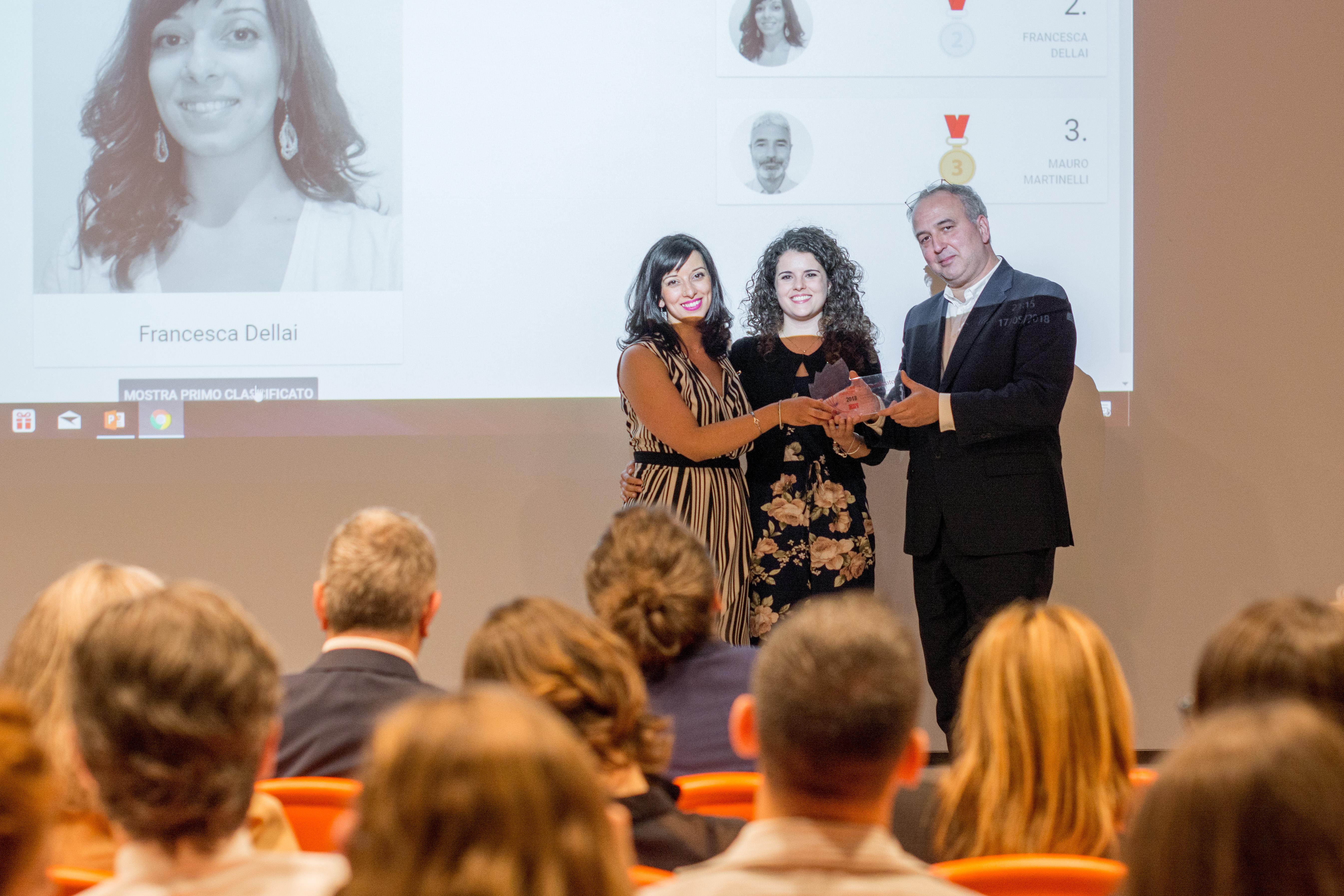 Una grande soddisfazione! Premio Innovazione in Psicologia