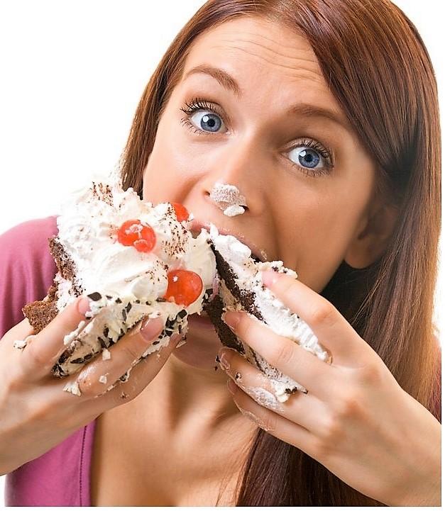 Quando il cibo diventa uno sfogo