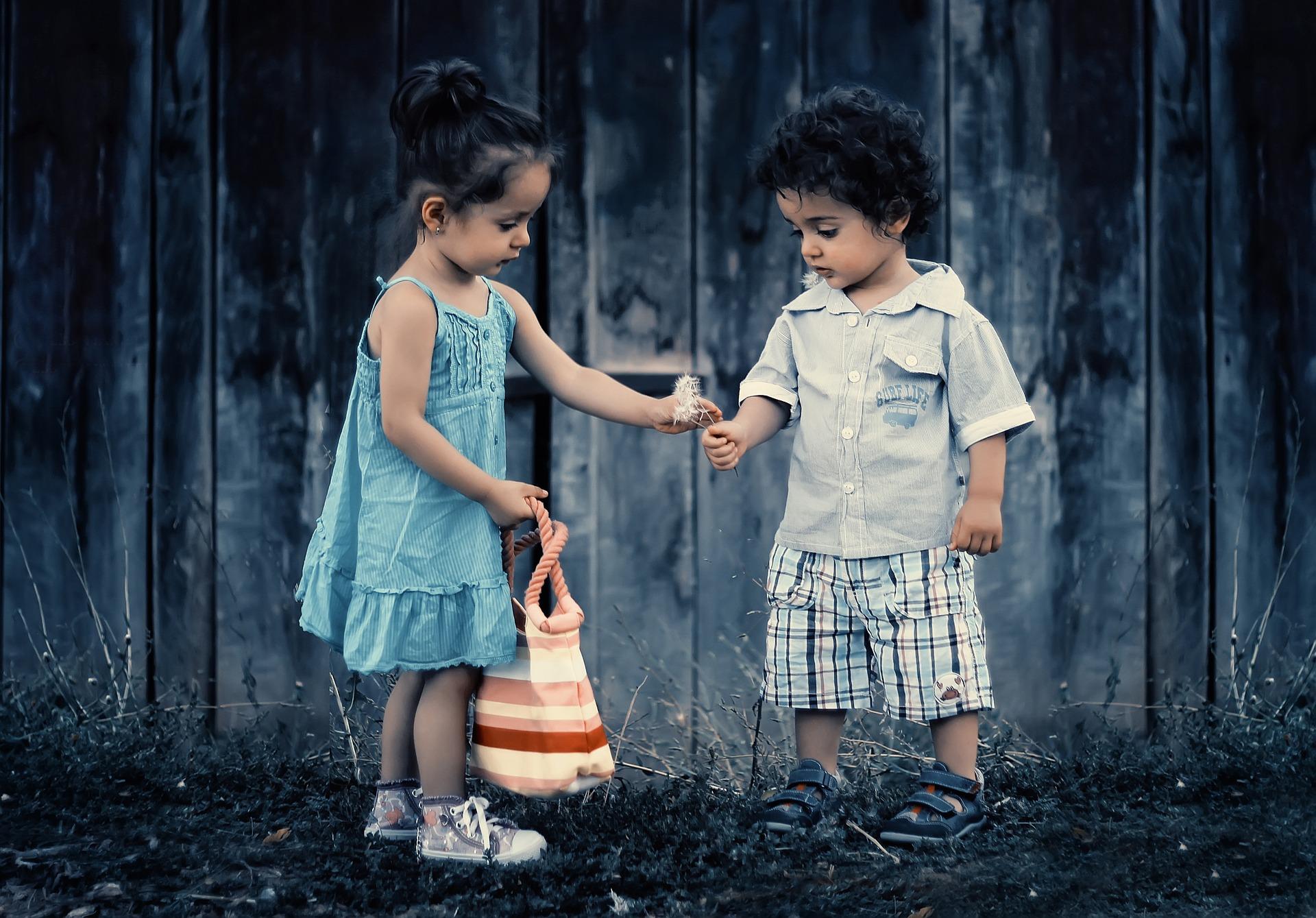 I bambini di oggi e le loro risorse